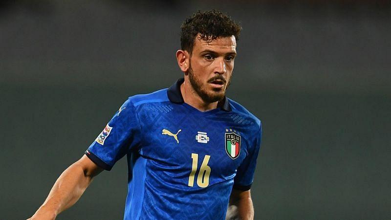 Italy international Alessandro Florenzi
