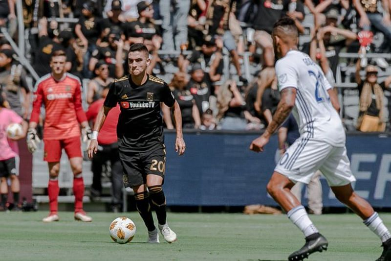 The Earthquakes take on LAFC this week. Image Source: Angels on Parade