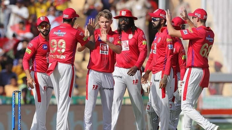 KXIP finished sixth in IPL 2019. Credits: India Today