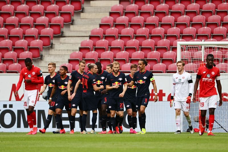 Leipzig host Mainz in their opening fixture