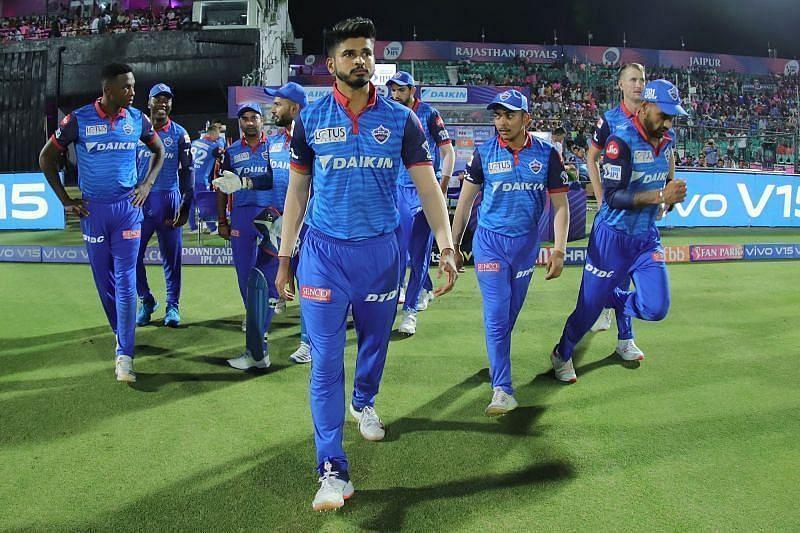 The Delhi Capitals have struggled a little on the unpredictable Kotla pitch