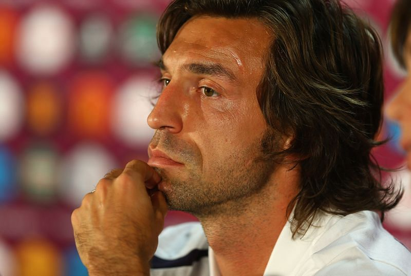 Pirlo wants to revamp his squad