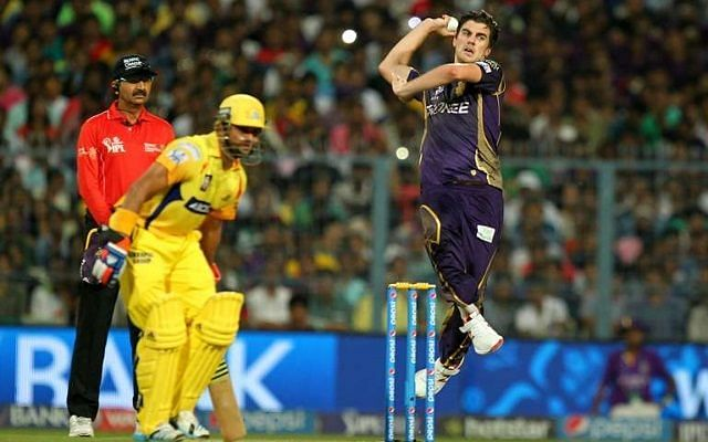 Pat Cummins was bought by KKR in the IPL 2020 auction last December for INR 15.5 crore. Image Credits: CricTracker