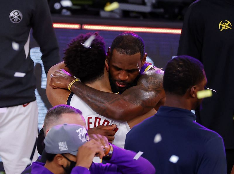 NBA News Update: LeBron James helped the LA Lakers beat the Denver Nuggets with a scintillating performance