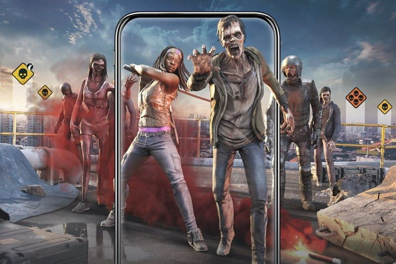 The Walking Dead Our World (Image credits: Macworld)