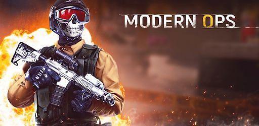Modern Ops. Image: Google Play.