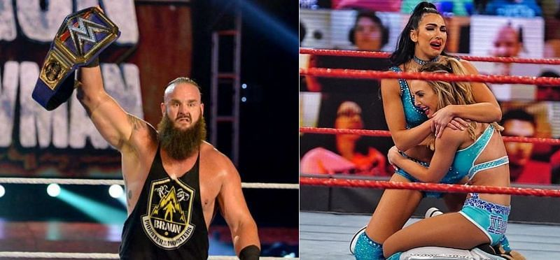 WWE has made some interesting mistakes over the past few months