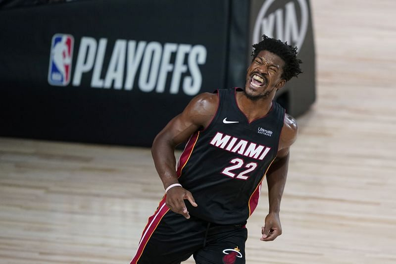 Jimmy Butler was the best player in the Miami Heat vs Milwaukee Bucks series