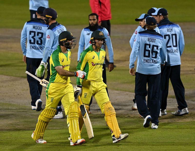 ऑस्ट्रेलिया vs इंग्लैंड