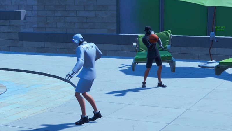 Ghost and Shadow henchman can now be spotted hanging out at Lazy Lake