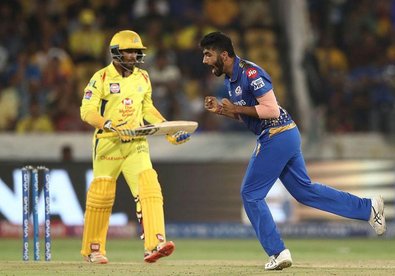 मुंबई इंडिय़ंस vs चेन्नई सुपर किंग्स