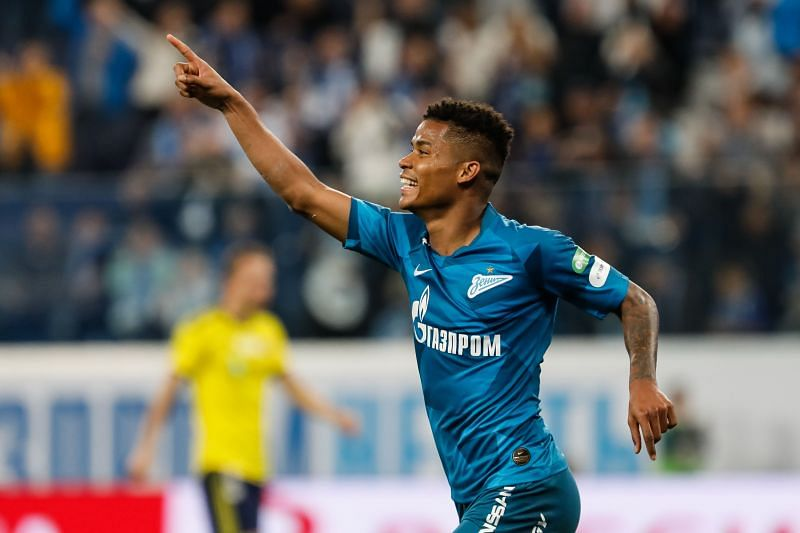 FC Zenit Saint Petersburg will trade tackles with FC Ufa