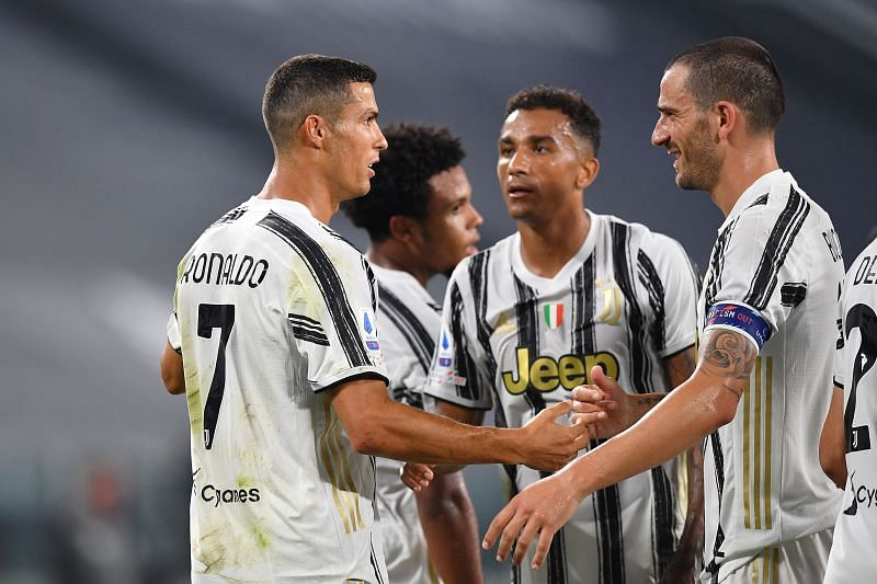 Juventus kicked off their campaign with a win