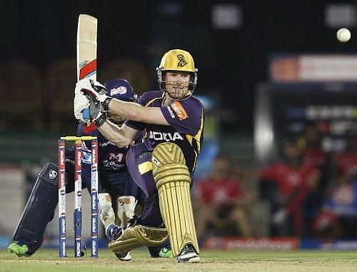 Eoin Morgan previously played for KKR from 2011 to 2013 (Image Credits: Sportskeeda)