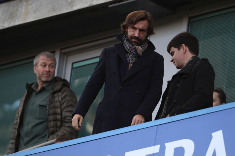 Andrea Pirlo looking to sell players who do not have a future at Juventus