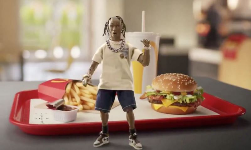 The Travis Scott Fortnite Burger Is Trending Online This durr burger is easy to make and perfect for every fortnite party! the travis scott fortnite burger is