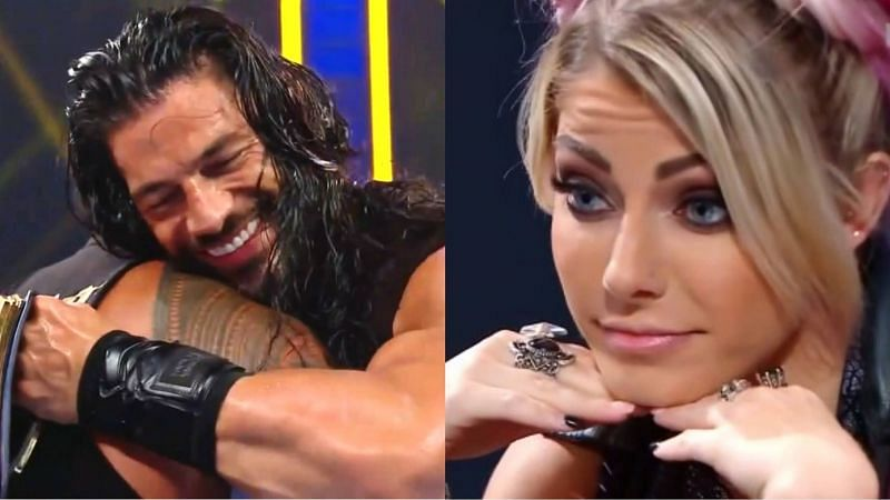 Roman Reigns and Jey Uso fought side-by-side in a Samoan Street Fight