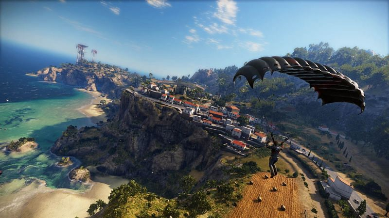 Just Cause 3 (Image credits: Steam)