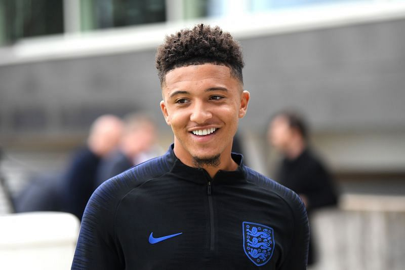 Jadon Sancho could move to Manchester United this summer