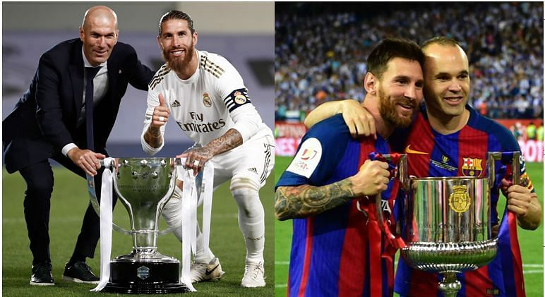 Real Madrid and Barcelona have some of the biggest fan following among all sports teams.
