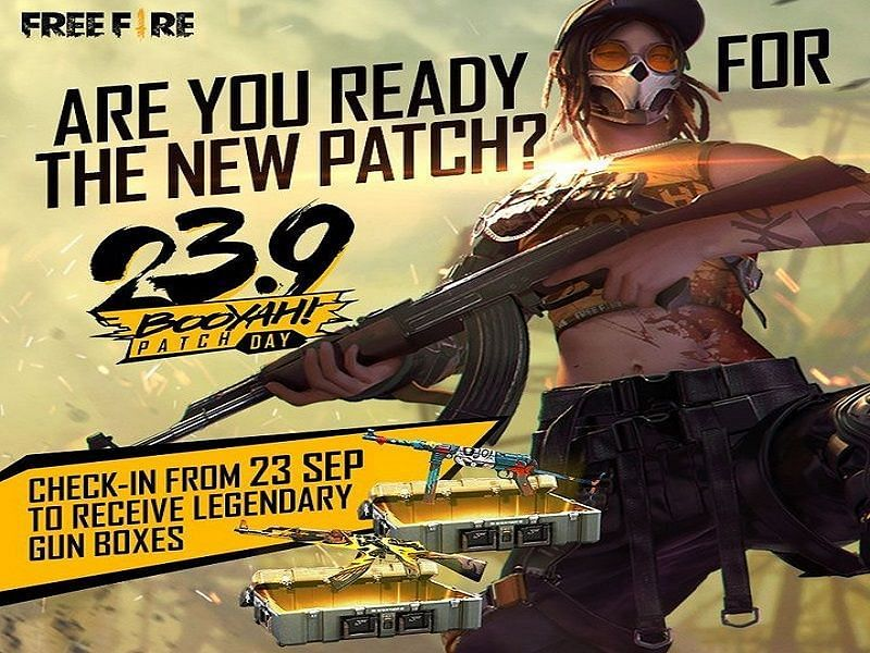 Free Fire update time: When is the OB24 update coming out in India?