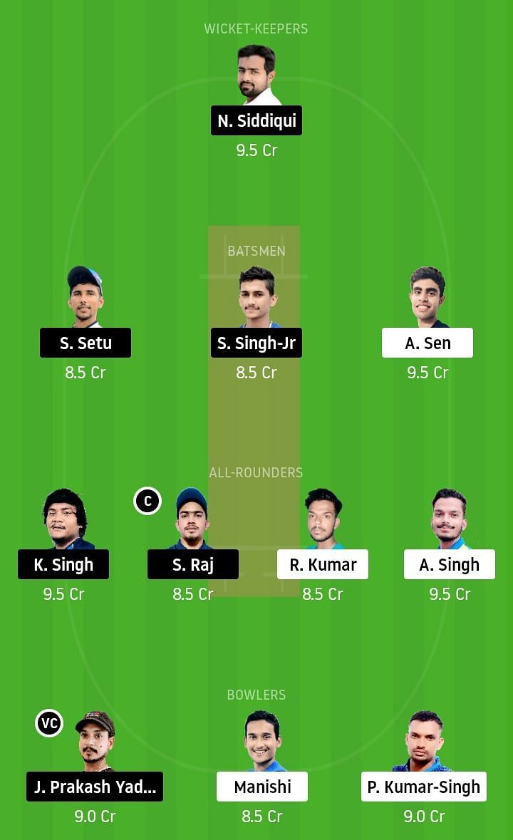 RAN vs DHA Dream11 Team Prediction
