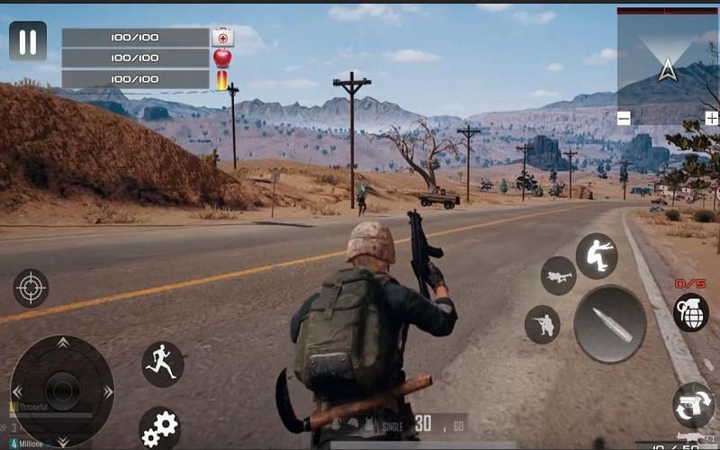 Battle Royale 3D (Image credits: APKPure.com)