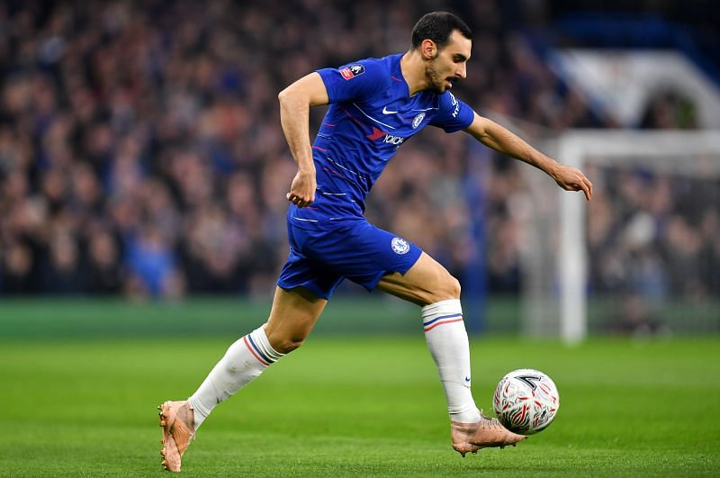 Davide Zappacosta has struggled at Chelsea