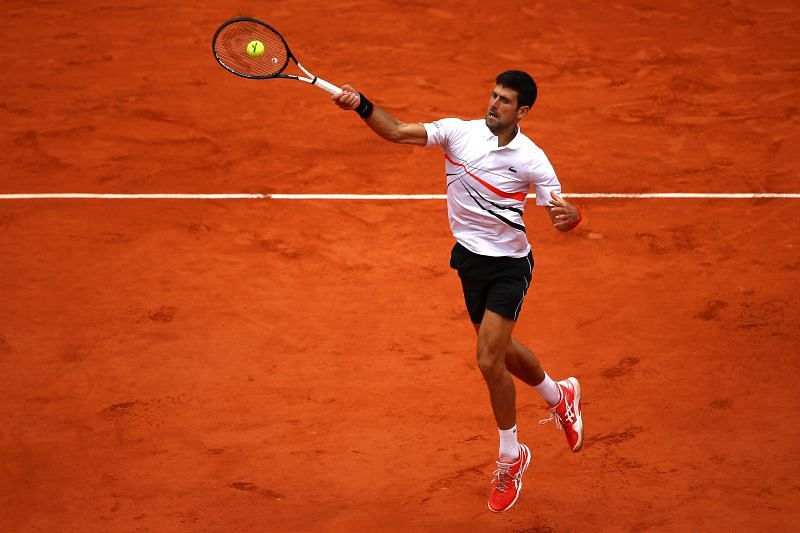 Novak Djokovic is among the favourites for the men