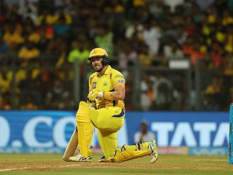 Shane Watson was extremely happy after CSK