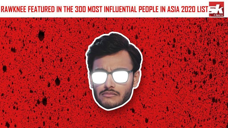 Rawknee featured in the 300 most influential people in Asia 2020 list