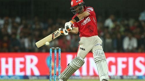 Glenn Maxwell Glenn Maxwell loves taking on the slow bowlers in the IPL