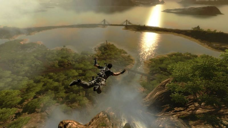Just Cause 2 (Image credits: Steam)