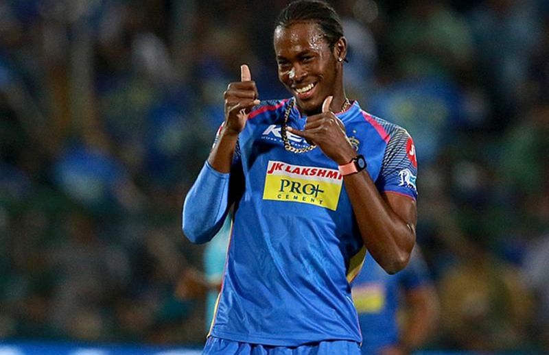 Jofra Archer waged a lone battle with the ball for RR in IPL 2020