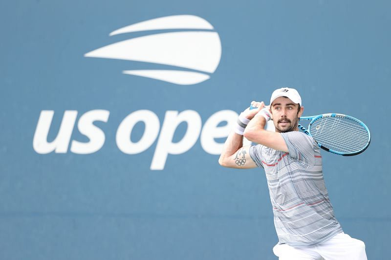 Can Jordan Thompson make it to his first-ever Grand Slam Round of 16 at the US Open?