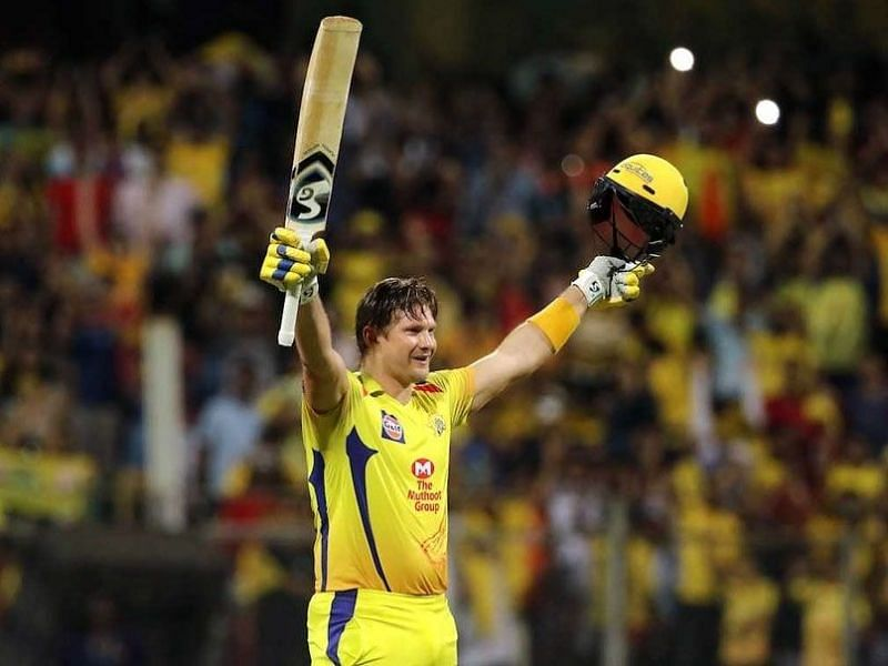 Watson is reportedly in great touch in the CSK practice games ahead of IPL 2020