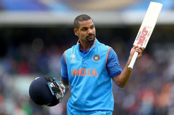 Shikhar Dhawan revealed how bringing calmness into his game helped him perform consistently.