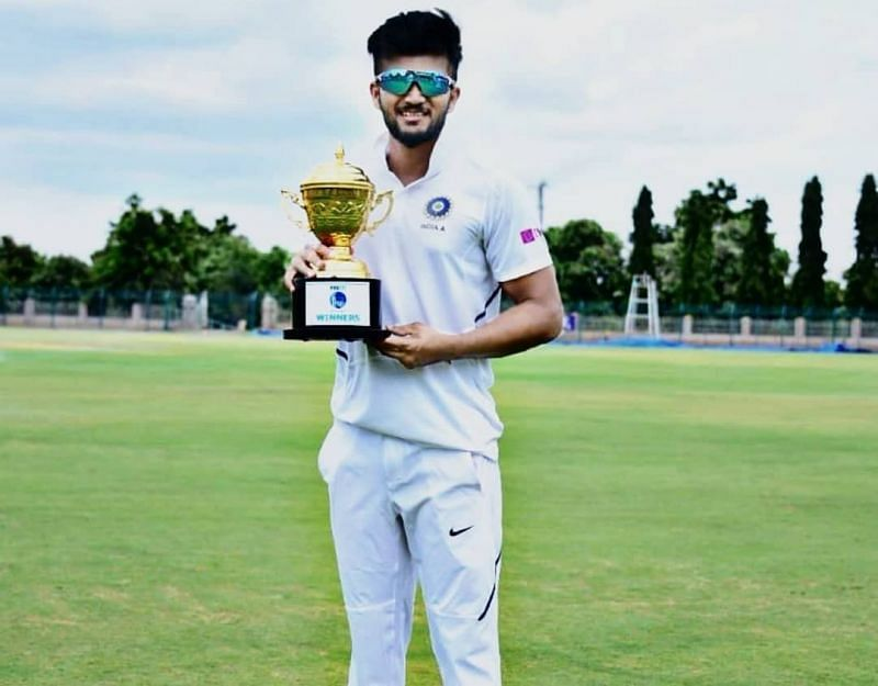 Jalaj Saxena is a proven performer in the Indian domestic circuit