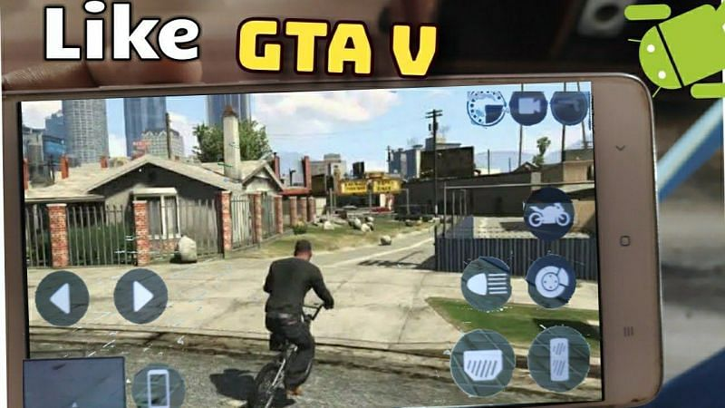 Best games like GTA 5 for low-end devices (Image Credits: DroidGames, YouTube)