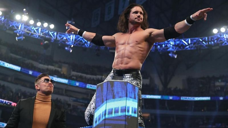 The Miz and John Morrison on SmackDown