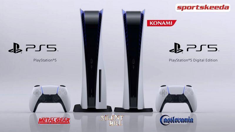 Will Sony end up buying Konami?