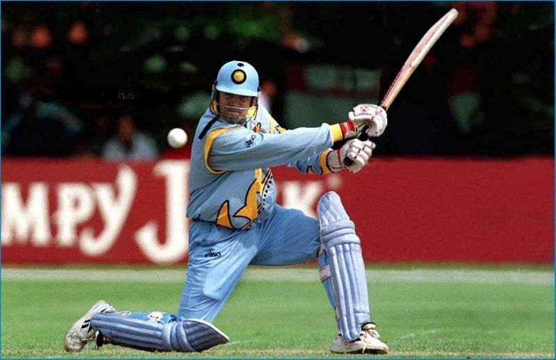 Rahul Dravid scored 461 runs in eight matches at the 1999 World Cup (Image Credits: ScoopWhoop)