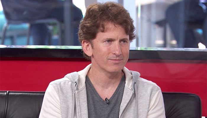 Bethesda Director and Executive Producer Todd Howard (Image Credits: gazette Review)