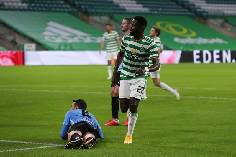 CEdouard is coming off an incredible season with Celtic