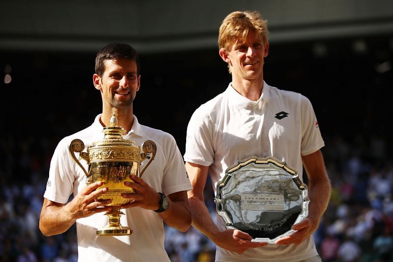 Kevin Anderson worked with Novak Djokovic in the Player Council for the last 4 years