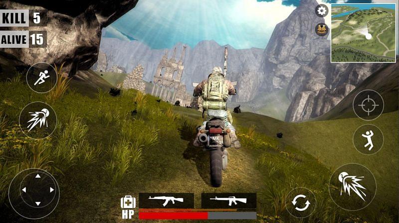 5 Best Games Like Pubg Mobile Under 300mb