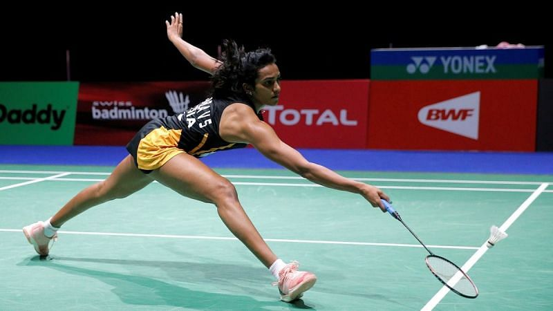 PV Sindhu will not be pausing her training because of the postponement.