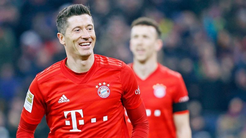 Robert Lewandowski has had a stellar Bundesliga campaign. Unsurprisingly, he is one of the competition