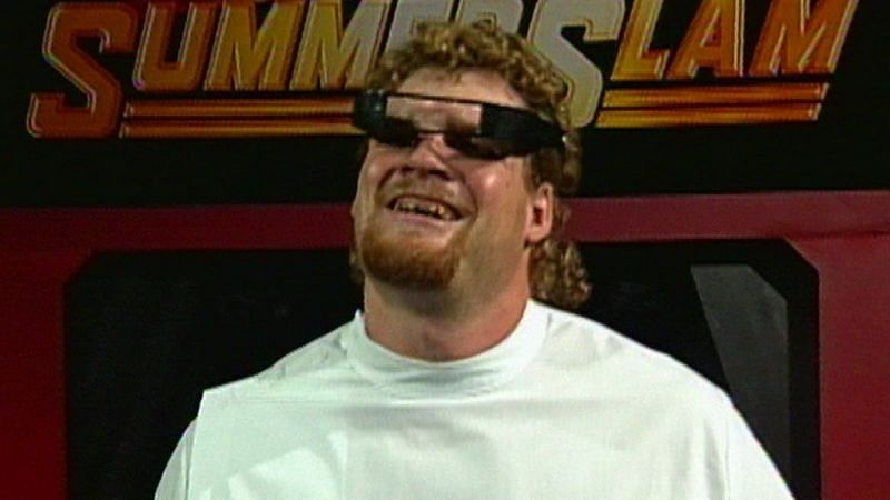 Glenn Jacobs performed as Dr. Isaac Yankem in 1996-1997
