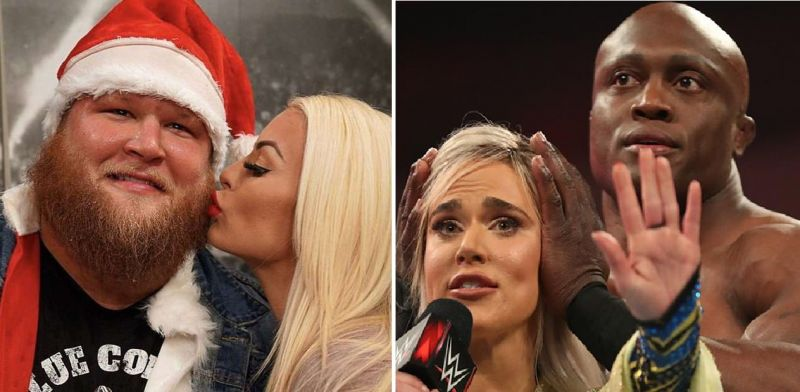 Two major romantic WWE storylines of recent times